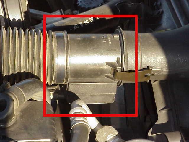 C4 Mass Air Flow Sensor Facts - www c4vettes com